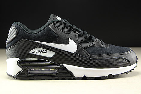 Nike WMNS Air Max 90 Black White Right