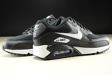 Nike WMNS Air Max 90 Black White Inside