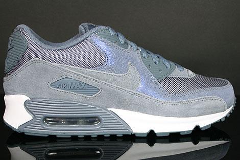 Nike WMNS Air Max 90 Violett Grau Weiss