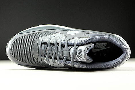 Nike WMNS Air Max 90 Essential Dark Grey Wolf Grey Anthracite Over view