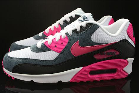 Nike Air Max Pink Schwarz