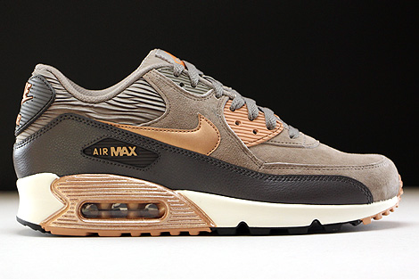 Nike Air Max 90 Iron Metallic