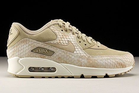 Nike WMNS Air Max 90 Premium Linen Linen Sail Right