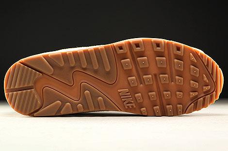Nike WMNS Air Max 90 Premium Oatmeal Sail Khaki Outsole