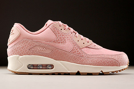 Nike WMNS Air Max 90 Premium Pink Glaze Right