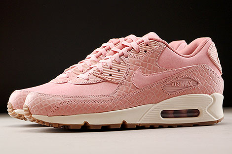 Nike WMNS Air Max 90 Premium Pink Glaze Profile