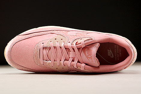 super popular 2493c ab120 ... Nike WMNS Air Max 90 Premium Pink Glaze Over view ...