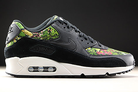 Nike WMNS Air Max 90 SE Black Floral Right