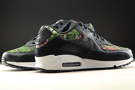 Nike WMNS Air Max 90 SE Black Floral Inside