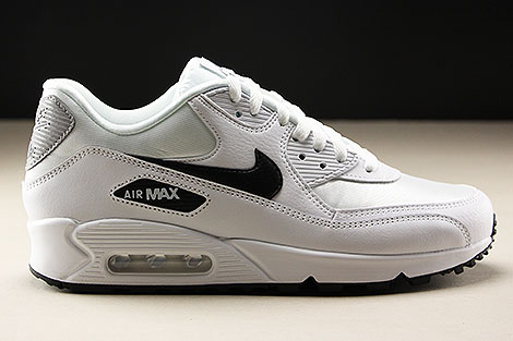 Nike WMNS Air Max 90 White Black Reflect Silver Rechts