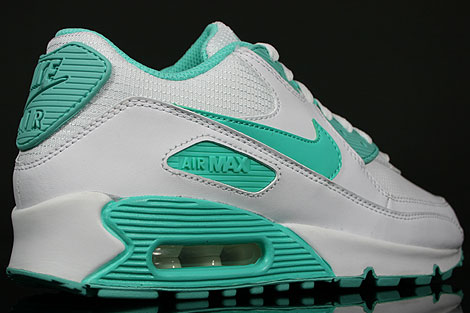 Nike WMNS Air Max 90 White Cool Mint