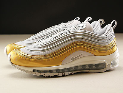 "Air Max 97 BW ""Metallic Gold"" – Request"