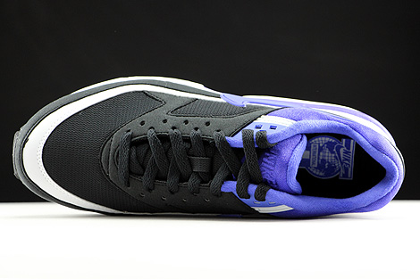 Nike WMNS Air Max BW Black Persian Violet White Over view