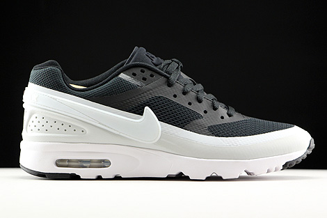 e6041c4b61c3 Nike WMNS Air Max BW Ultra Black Pure Platinum White 819638-001 ...