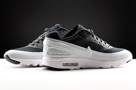 Nike WMNS Air Max BW Ultra Black Pure Platinum White Inside