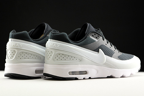 Nike WMNS Air Max BW Ultra Black Pure Platinum White Back view