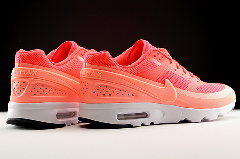Nike WMNS Air Max BW Ultra Orange Rot Weiss Rueckansicht
