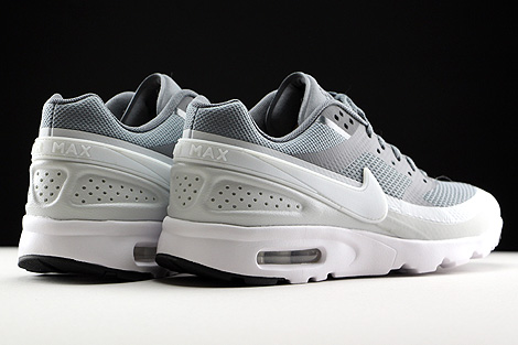 Nike WMNS Air Max BW Ultra Cool Grey Pure Platinum White Back view
