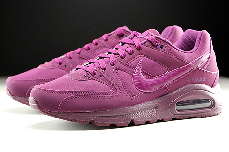 Nike WMNS Air Max Command Lila Seitendetail