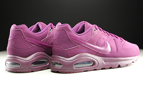 Nike WMNS Air Max Command Mulberry Mulberry Back view