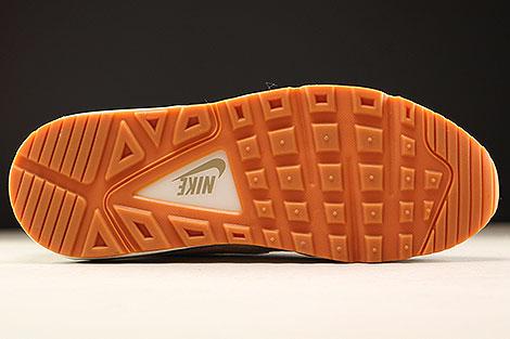 Nike WMNS Air Max Command Premium Beige Creme Hellbraun Laufsohle