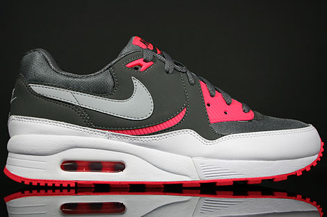 Nike WMNS Air Max Light Grey Silver Red White