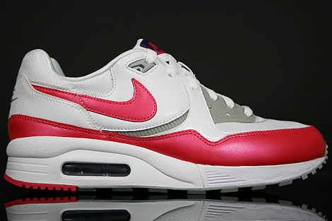 Nike WMNS Air Max Light White Astro Pink Grey Club Purple