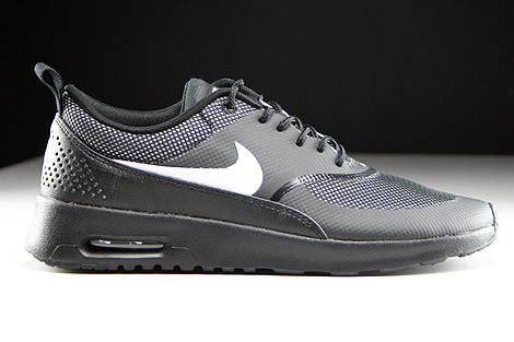 2018 shoes order official photos Nike WMNS Air Max Thea Black White 599409-017 - Purchaze