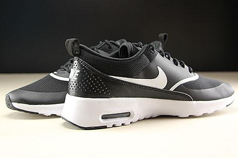 Nike WMNS Air Max Thea Schwarz Weiss Innenseite
