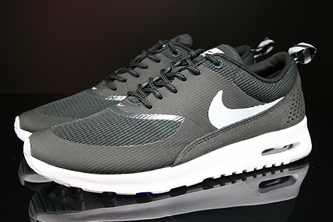Nike WMNS Air Max Thea Black Wolf Grey Anthracite White Profile