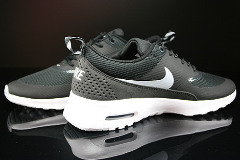 Nike WMNS Air Max Thea Black Wolf Grey Anthracite White Inside