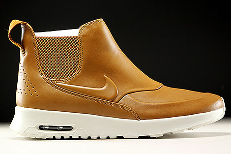 online retailer 4bcdc 43be5 ... Nike WMNS Air Max Thea Mid Ale Brown Sail Right ...