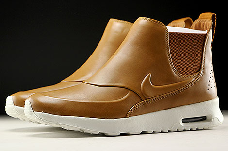 best service 9f051 c16e8 ... Nike WMNS Air Max Thea Mid Ale Brown Sail Profile ...