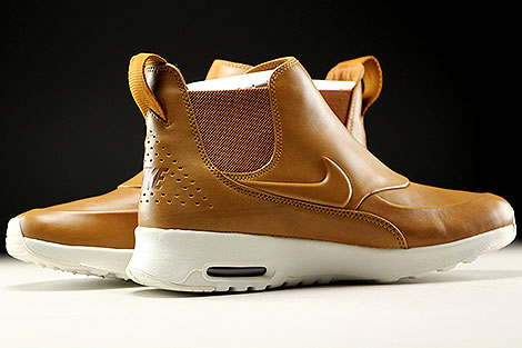 premium selection 268a8 28b67 ... Nike WMNS Air Max Thea Mid Ale Brown Sail Inside ...