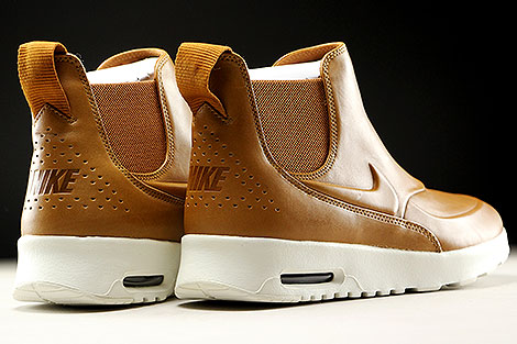 Nike WMNS Air Max Thea Mid Ale Brown Sail Back view