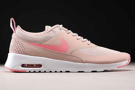 Nike Air Max Thea Red And Grey Veraldarvinir