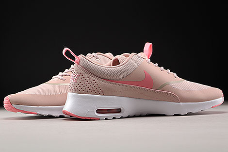 Nike WMNS Air Max Thea Pink Oxford Bright Melon White Inside