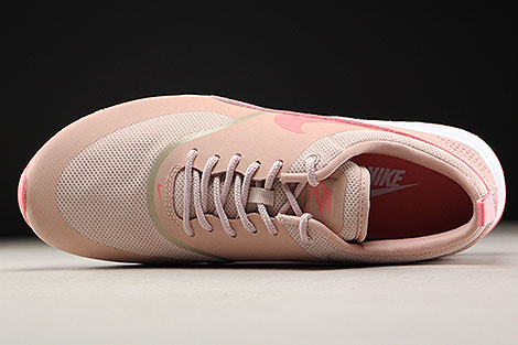 Nike WMNS Air Max Thea Pink Oxford Bright Melon White Over view