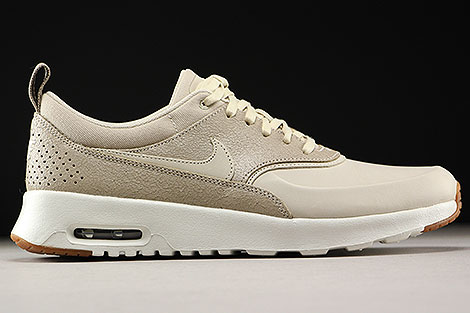 low priced 02e7f ca2fd ... Nike WMNS Air Max Thea Premium Oatmeal Sail Khaki Right ...