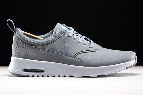 Nike Air Max Thea Grey And White