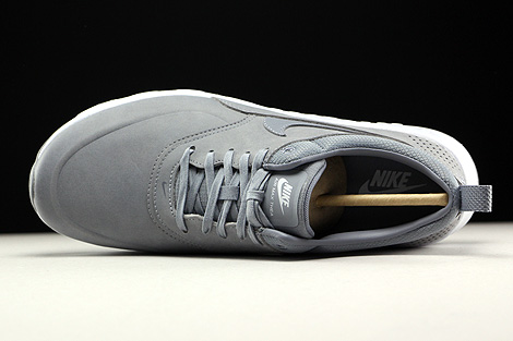 Nike WMNS Air Max Thea Premium Stealth Pure Platinum White Over view