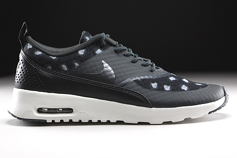Nike WMNS Air Max Thea Print Black Dark Grey Anthracite Wolf Grey Right