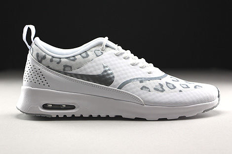 Nike WMNS Air Max Thea Print White Wolf Grey Pure Platinum Right