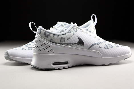 Nike WMNS Air Max Thea Print White Wolf Grey Pure Platinum Inside