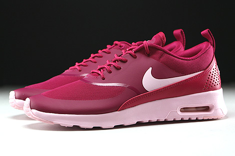 all pink nike air max thea