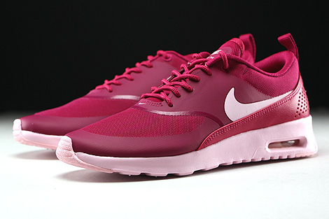 Nike WMNS Air Max Thea Sport Fuchsia Prism Pink Sidedetails