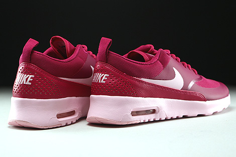 Nike WMNS Air Max Thea Sport Fuchsia Prism Pink Back view