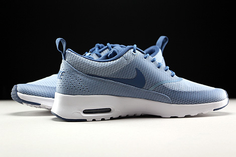 Nike WMNS Air Max Thea Textile Blue Grey Ocean Fog White Inside