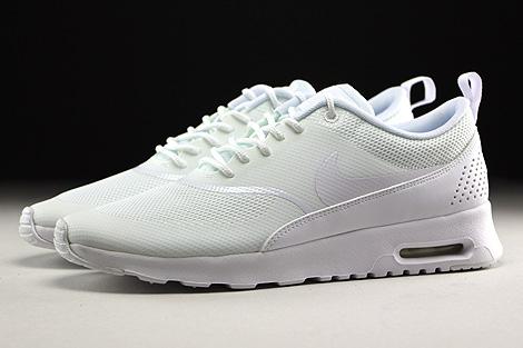 Nike WMNS Air Max Thea Weiss Seitenansicht