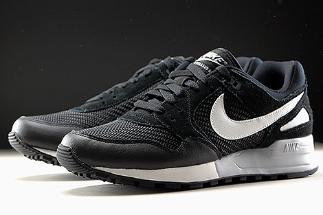 Nike WMNS Air Pegasus 89 Black Summit White Wolf Grey Sidedetails